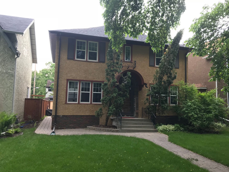 Winnipeg Stucco Repair Company